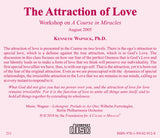 The Attraction of Love [CD]
