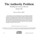 The Authority Problem [CD]