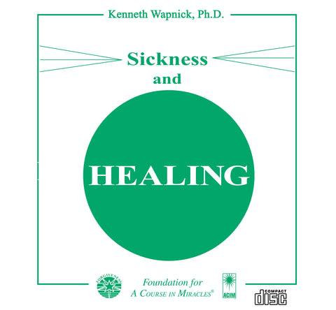 Sickness and Healing [CD]