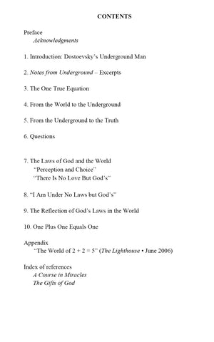 When 2 + 2 = 5: Reflecting Love in a Loveless World [EPUB]
