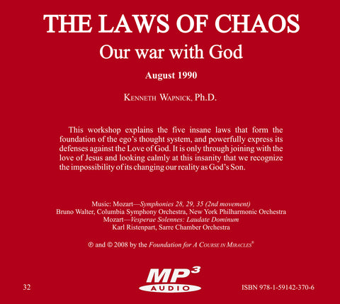 The Laws of Chaos [MP3]