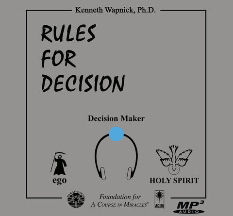 Rules for Decision [MP3]