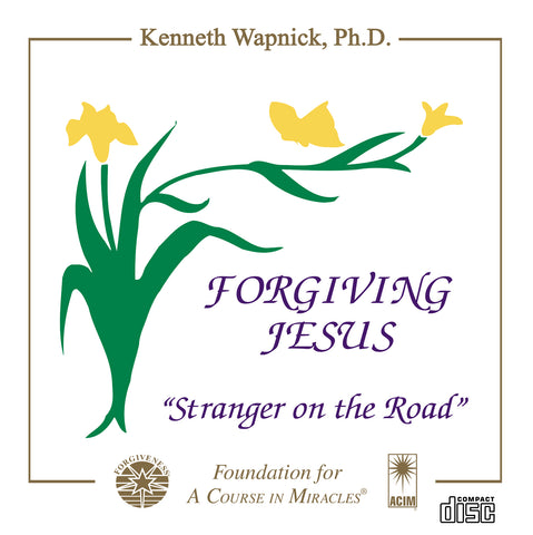 "Forgiving Jesus: ""Stranger on the Road"" [CD]"