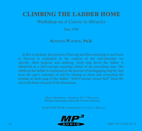 Climbing the Ladder Home [MP3]