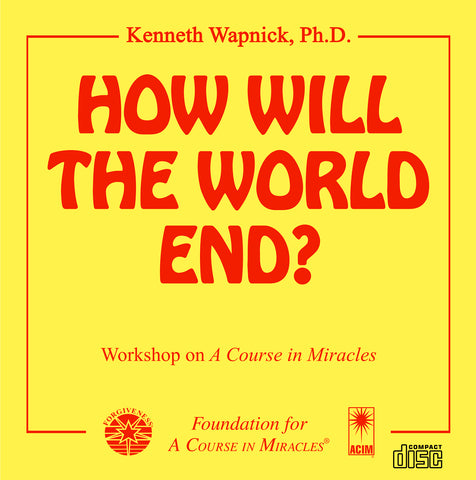 How Will the World End? [CD]