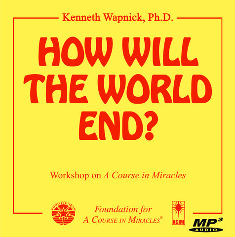 How Will the World End? [MP3]