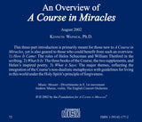 "An Overview of ""A Course in Miracles"" [CD]"