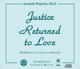 Justice Returned to Love [CD]