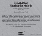 Healing: Hearing the Melody [MP3]
