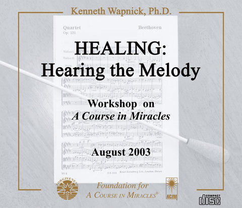 Healing: Hearing the Melody [CD]