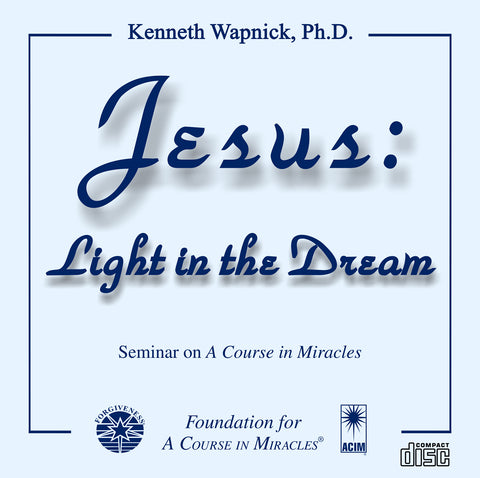Jesus: Light in the Dream [CD]