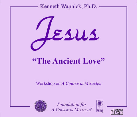"Jesus: ""The Ancient Love"" [CD]"