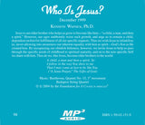 Who Is Jesus? [MP3]