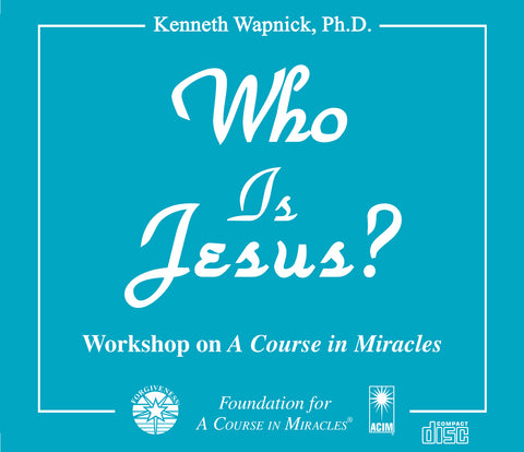 Who Is Jesus? [CD]