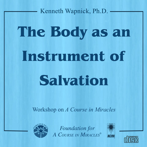 The Body as an Instrument of Salvation [CD]