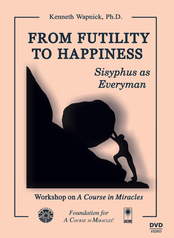 From Futility to Happiness: Sisyphus as Everyman [DVD]