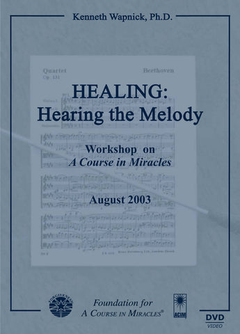 Healing: Hearing the Melody [DVD]