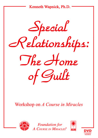 Special Relationships: The Home of Guilt [DVD]