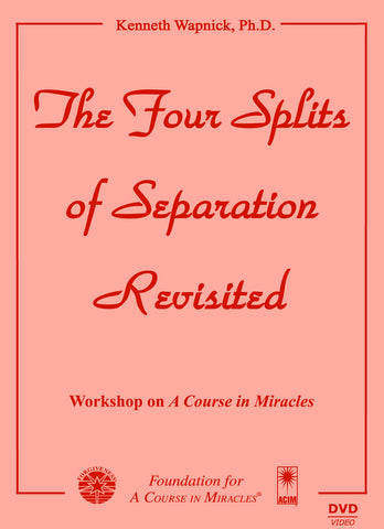 The Four Splits of Separation Revisited [DVD]