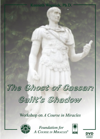 The Ghost of Caesar: Guilt's Shadow [DVD]
