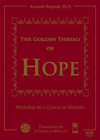 The Golden Thread of Hope [DVD]