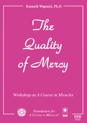 The Quality of Mercy [DVD]