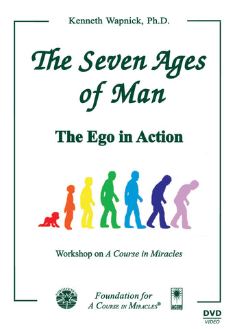 """The Seven Ages of Man"": The Ego in Action [DVD]"