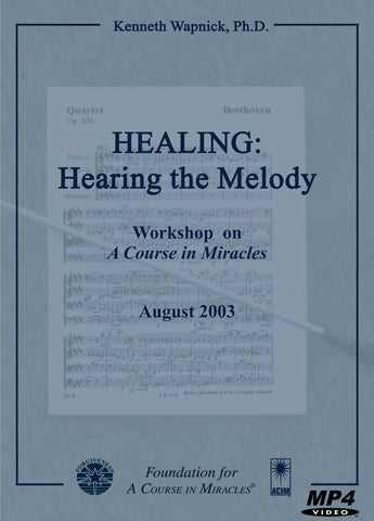 Healing: Hearing the Melody [MP4]