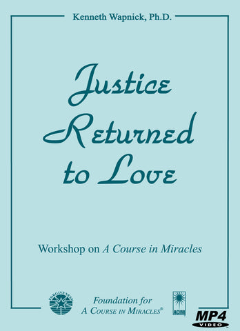 Justice Returned to Love [MP4]