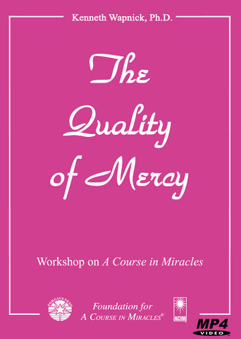 The Quality of Mercy [MP4]