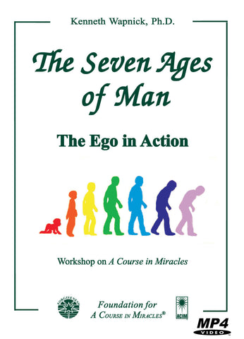 """The Seven Ages of Man"": The Ego in Action [MP4]"