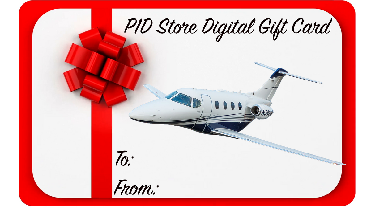 P1D Store Digital Gift Card