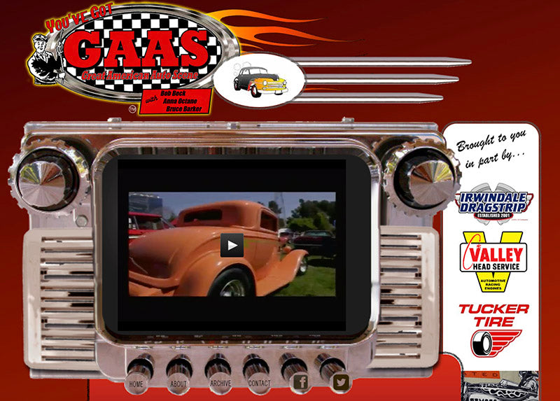 Video Podcast: The Great American Auto Scene