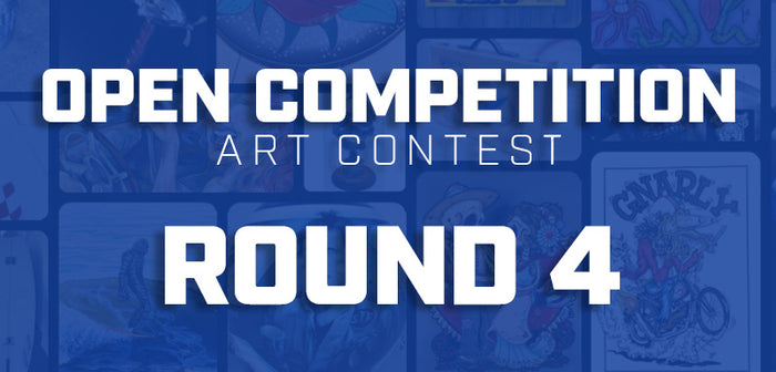 Open Art Competition - Round 4