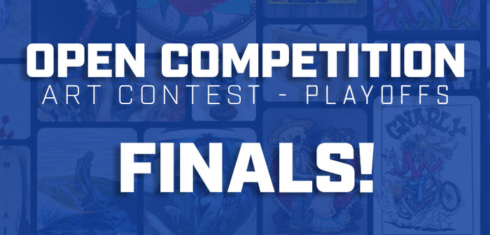 Open Art Competition - FINALS!