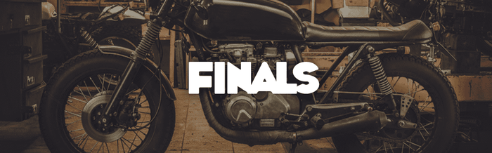 FINALS - Motorcycle Tank Art Contest