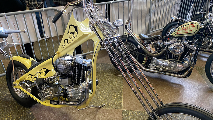 VIDEO: Cheap Thrills Motorcycle Show and Swap Meet