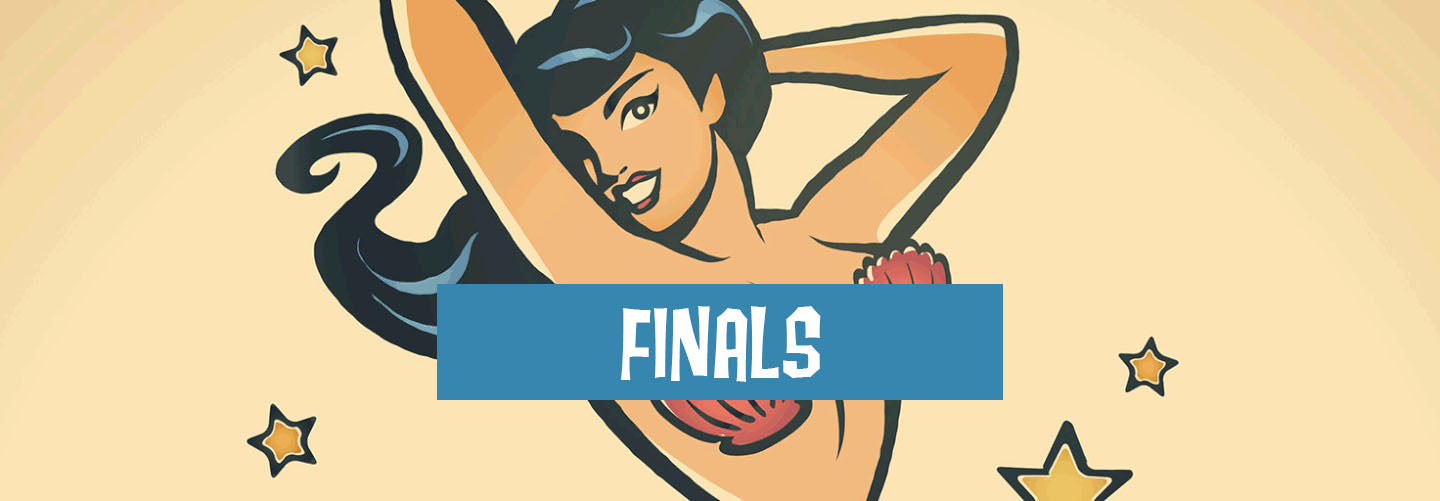 Pinup Art Contest - FINALS