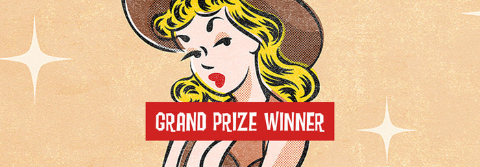 Pinup Art Contest - Grand Prize Winner: Salty Dog