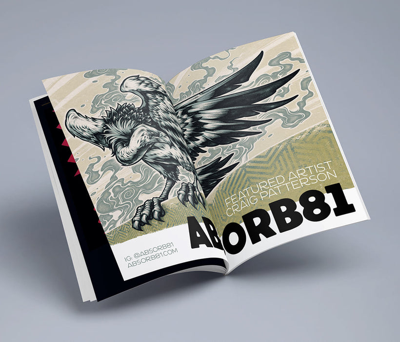 Gnarly Magazine - Issue #9 - Absorb81