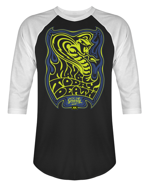 Death Cobra - Raglan Shirt