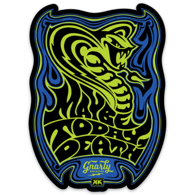 Death Cobra Sticker