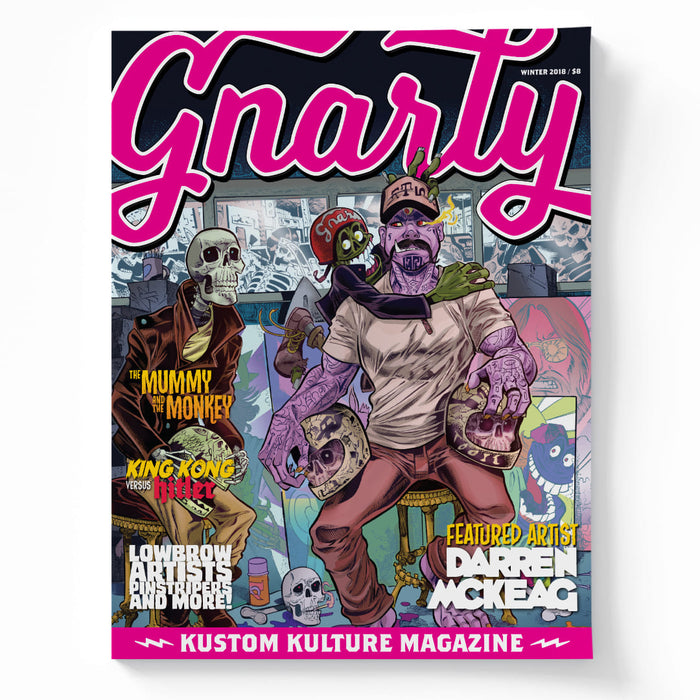 Gnarly Magazine - Issue #3