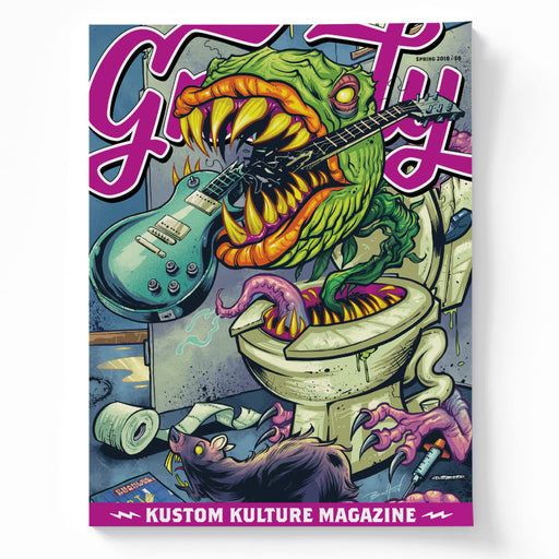 Gnarly Magazine - Issue #4