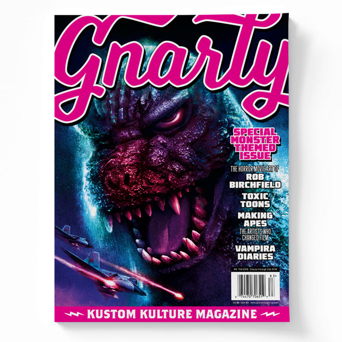 Gnarly Magazine - Issue #6