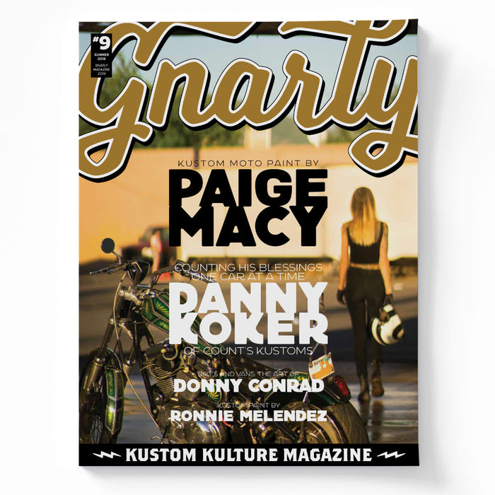 Gnarly Magazine - Issue #9