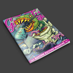 Issue #4 - Gnarly Magazine - Print