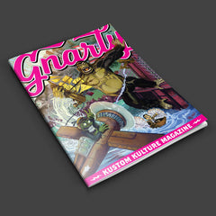 Issue #5 - Gnarly Magazine - Print