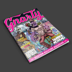 Issue #3 - Gnarly Magazine - Print