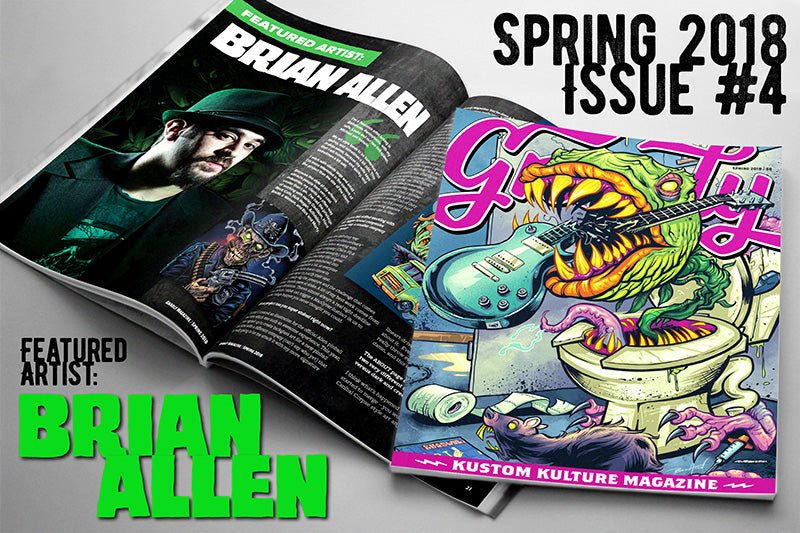 Gnarly Magazine - Spring 2018 - Issue 4